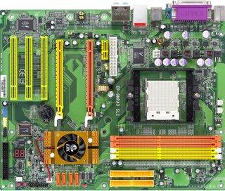 Epox EP-9NPA3 SLI Motherboard