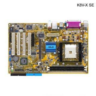 Asus K8V-X SE Motherboard