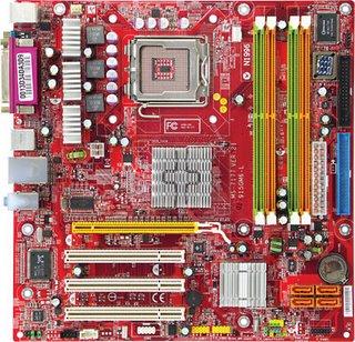 MSI 915GM6-F Motherboard