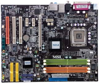 MSI 945P Neo Motherboard
