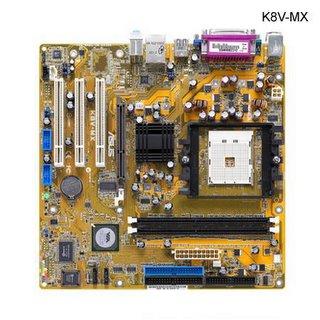 Asus K8V-MX Motherboard