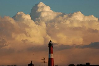 Sylt Hörnum Leuchtturm
