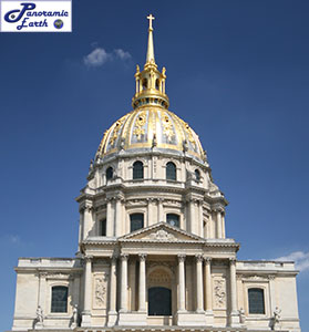 Eglise du Dome, Paris