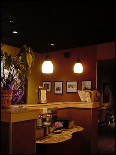 Coffee Lighting Design Options