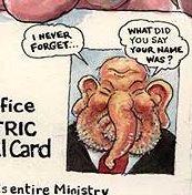Charles Clarke ID card