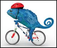 Dave the Chameleon