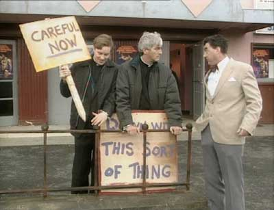 Father Ted: Down with this sort of thing