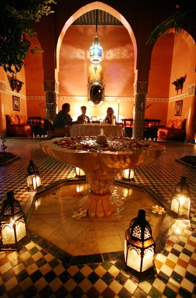 The View From Morocco Fine Dining In Fez