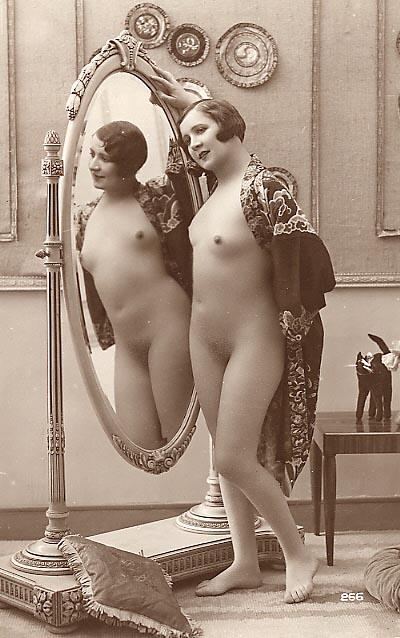 старые эротческие фото 30-40 годов