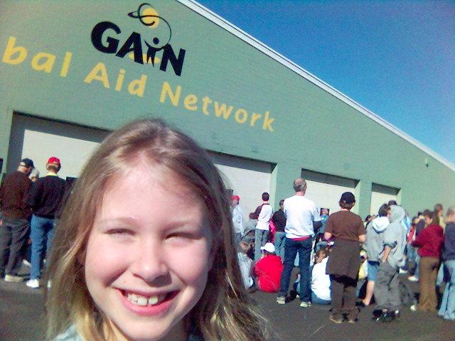 Emiy at GAIN