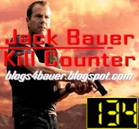 Jack Bauer Kill Counter