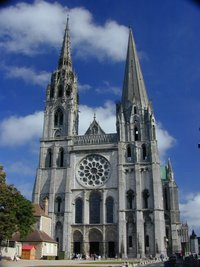 Cathédrale Notre-Dame de Chartres (The Cathedral of Our Lady of Chartres), Chartres, France