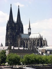 Kölner Dom (Cologne Cathedral), Cologne, Germany