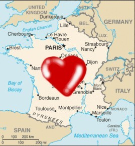 La France, Je t'aime!