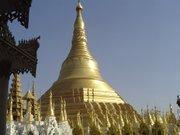 Shwedagon Paya, Yangon, Myanmar