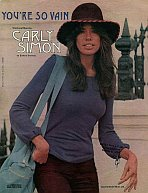You're So Vain, by Carly Simon