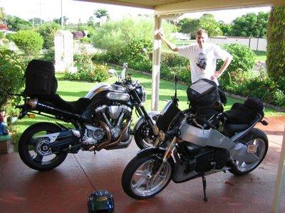 Australia Mt Kosciuszko motorcycle tour