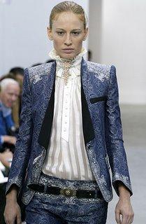 Balenciaga Spring '06 Collection - Jing's Fashion Reviews
