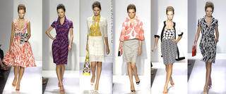Diane Von Furstenberg - Jing's Fashion Review - Fashion Commentary and Reviews