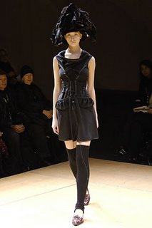 Junya Watanabe - Jing's Fashion Review