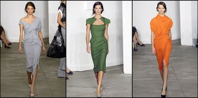 Roland Mouret - Jing's Fashion Review