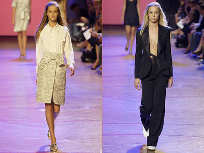 Marc Jacobs - Jing's Fashion Review - Fashion Commentary and Reviews