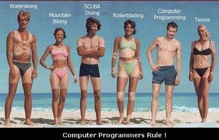 Otra ventaja de ser programador