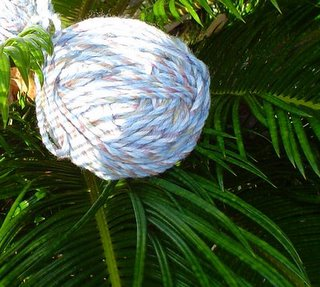 Sally's Christmas Yarn