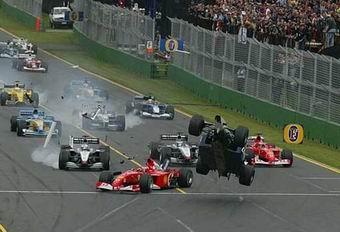 Accidentada salida en el año 2002