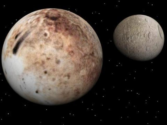 Kevin Brandt's Blogs: Why are scientists dissing Pluto?