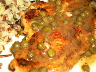Recipe for Sauteed Chicken Cutlets with Sage and Capers | Kalyn's ...