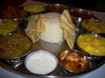 Dining in l a annapurna cuisine and reflecting about for Annapurna cuisine