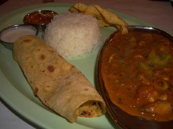 Dining in l a annapurna cuisine and reflecting about for Annapurna cuisine culver city ca