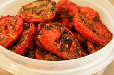 Kalyn's Kitchen®: How to Make Slow Roasted Tomatoes (and Recipes ...