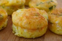 Recipe For Egg Muffins found on KalynsKitchen.com