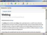 Wikipedia Gollum Browser