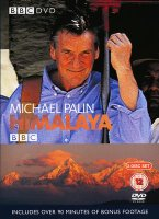 DVD cover: Himalaya - Michael Palin
