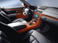 Maybach 62 Cockpit