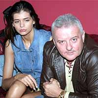 irinel Columbeanu si Monica
