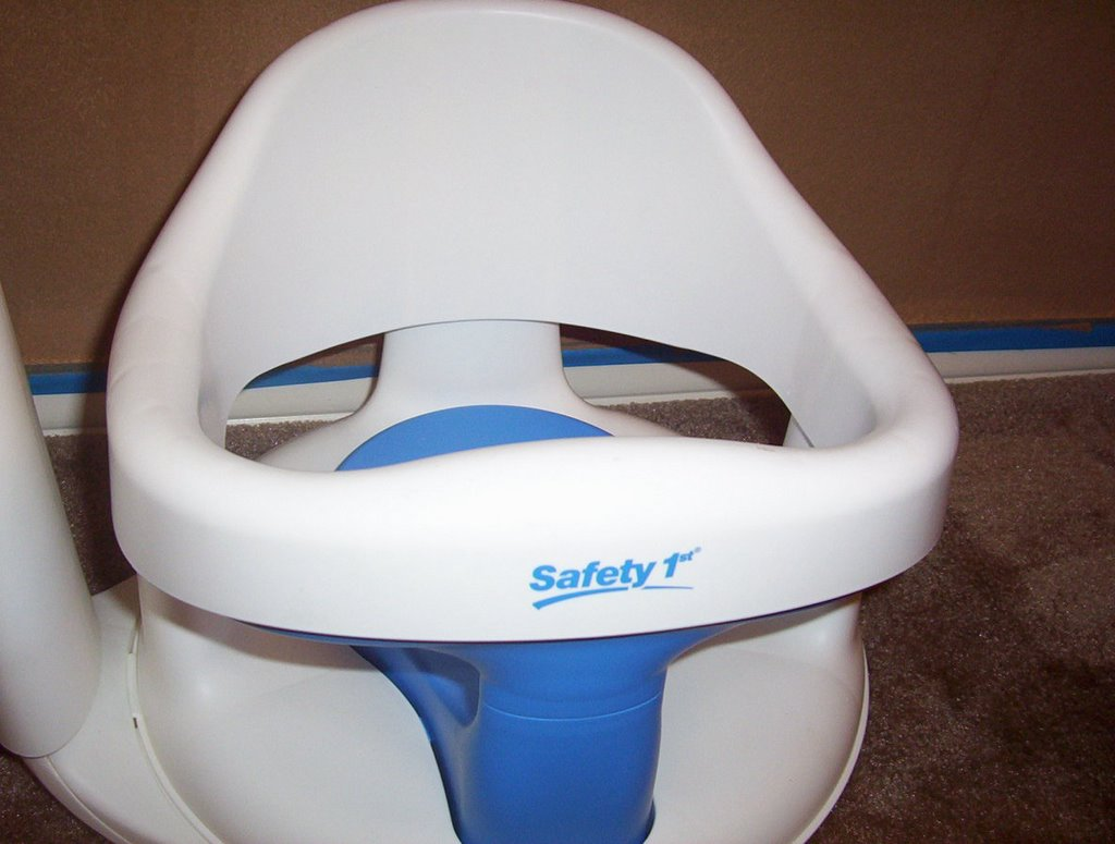 Baby Strollers Safety 1st Tubside Baby Bath Seat NEW 10 South Austin T