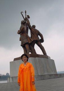 Crónica de un viaje a Corea del Norte de un abogado.