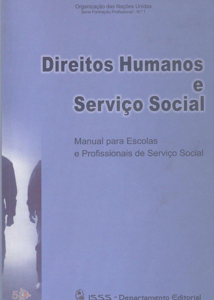Servio social social work direitos humanos e servio social fandeluxe Images