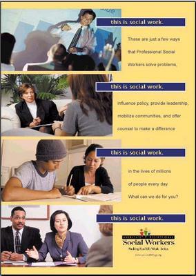 Servio social social work artigo n 14 the social work image campaign uma campanha pelo servio social nos eua fandeluxe Images