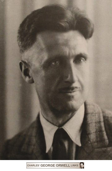 george orwell in inglese