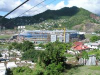 Grenada makes significant progress for ICC CWC 2007
