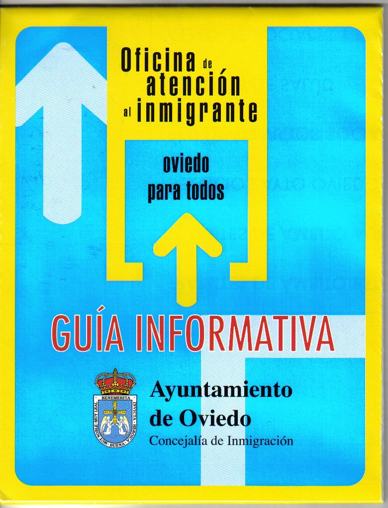 Inmigraci n una oportunidad el ayuntamiento de oviedo la concejalia de inmigracion y la - Oficinas telecable oviedo ...