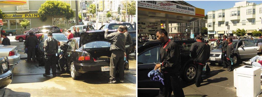 Car Wash Sf Divisadero