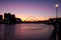 River Tyne and Quayside