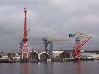 Swan Hunters Shipyards