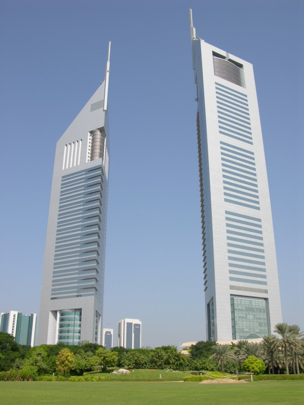 Top 10 tallest buildings in dubai for Top ten hotels in dubai
